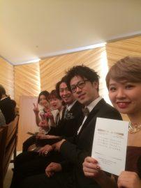 スタッフ結婚式